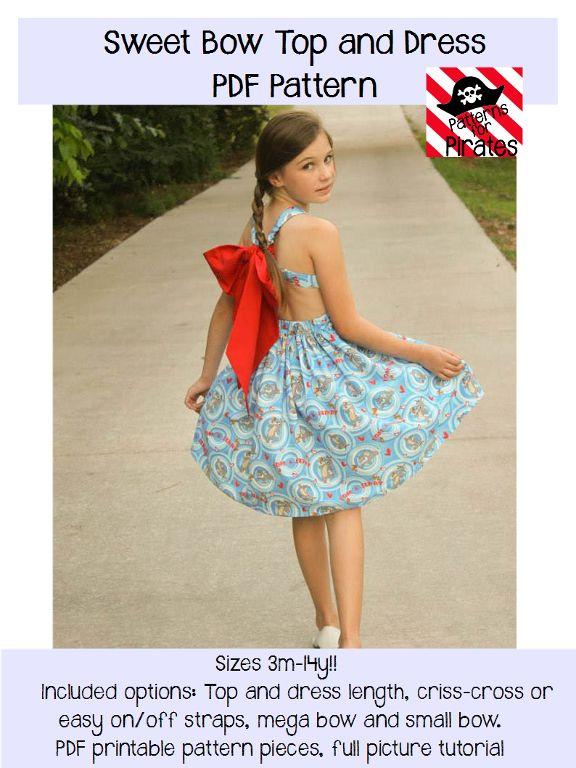 105 besten Patterns I have Bilder auf Pinterest   Kinderkleider ...