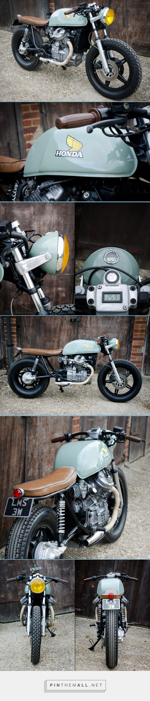 Yard Built Honda CX500 by Richard (London) [CFCM]