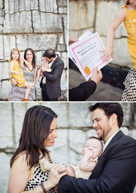 Adoption Day Photos- I am in love with this whole session