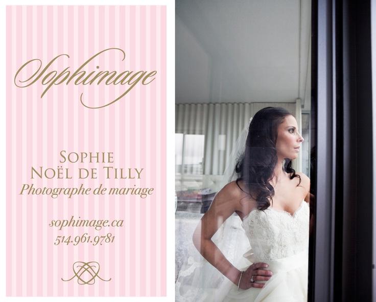 Sophimage@2012 sophimage.ca bride