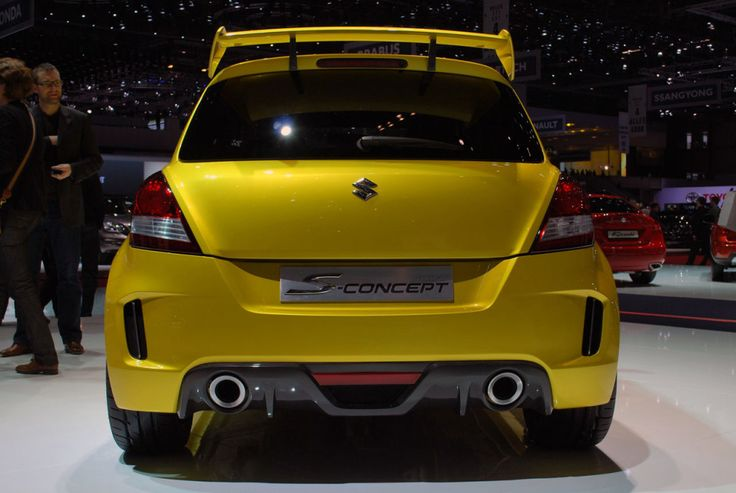 2016 Suzuki Swift sport, pictures 15