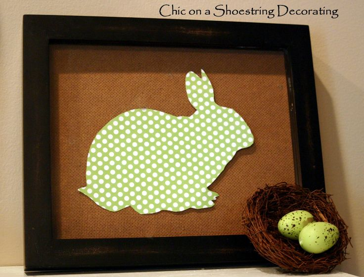 how cute is this for easter
