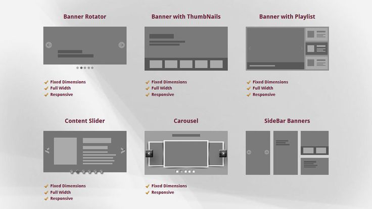 As you are looking for multipurpose theme I assume that you also want unlimited options from a jQuery Slider.
