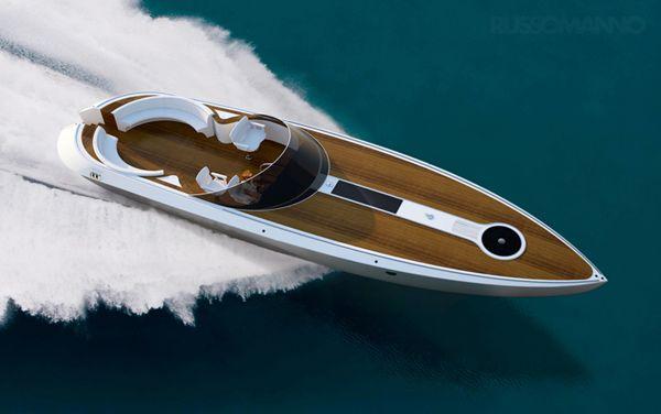 Sweet boat.