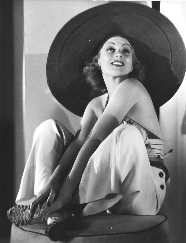 Ann Sothern, 1930s.