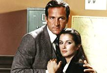 Hill Street Blues--Daniel J Travanti and Veronica Hamel
