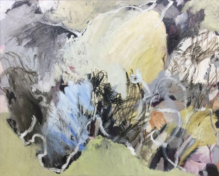 Gabrielle Jones, Free Wheeling 122 x152cm Oil on Canvas www.gabriellejones.com.au