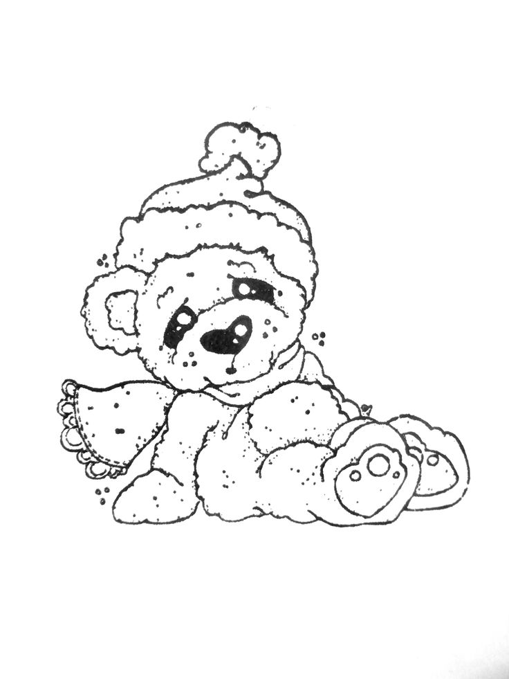 magnolia stamps coloring pages - photo#34