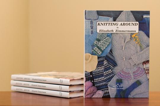 Knitting Around by Elizabeth Zimmerman