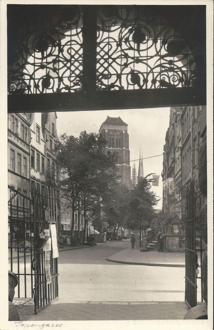 Danzig - Jopengasse