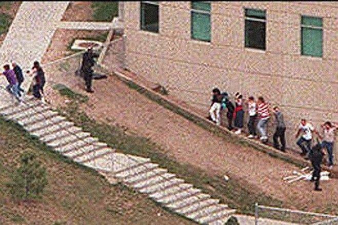 Graphic Pictures Columbine Shooting Columbine Shooting