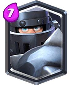 Megacavaleiro - Estratégias para atacar e defender em Clash Royale Deck
