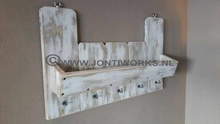 JontiWorks houten meubelen, landelijk, robuust en trendy voor in uw huis, de tuin en voor uw huisdier