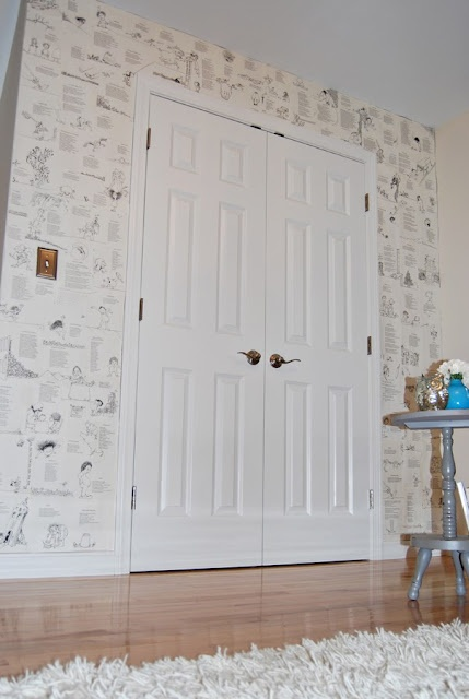 51 best images about creative wall covering on pinterest for Temporary wall coverings