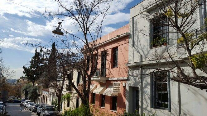 Acropolis neighbourhood