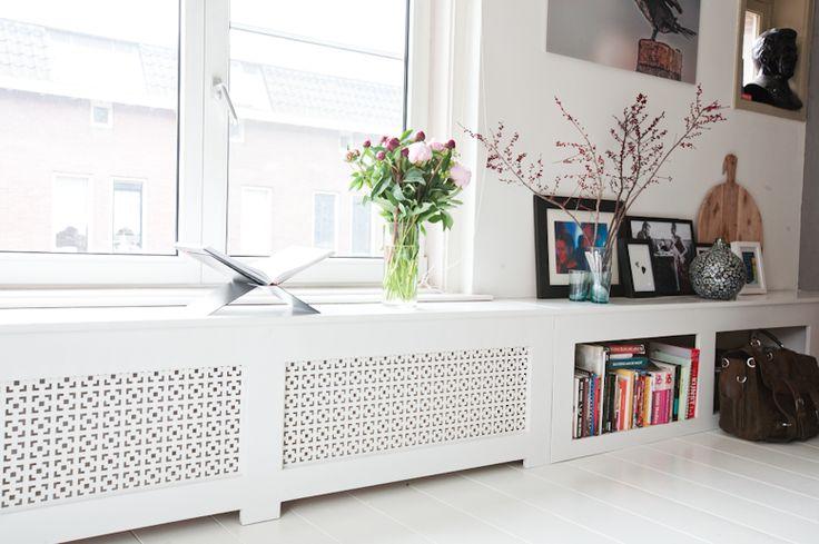 17 beste idee u00ebn over Keuken Vensterbank op Pinterest   Vensterbank, Keuken tuinraam en