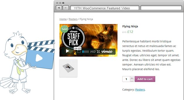 YITH WooCommerce Featured Video | Your Inspiration Themes