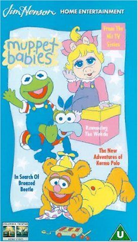 MUPPET BABIES: With Greg Berg, Katie Leigh, Laurie O'Brien, Russi Taylor. The Muppets, as babies, have adventures with their imaginations inside their nursery.