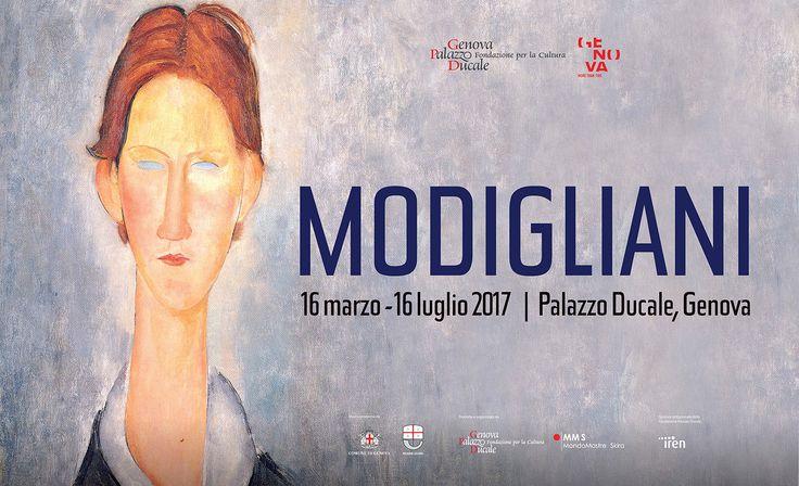 """Ha inaugurato da pochi giorni la Mostra """"#Modigliani"""", presso il Palazzo Ducale di #Genova, che illustra il percorso creativo di #AmedeoModigliani affrontando le principali componenti della sua carriera breve e feconda.    #FondazioneDinoZoli #artecontemporanea #art #arte #artist #artoftheday #artsy #artistry"""