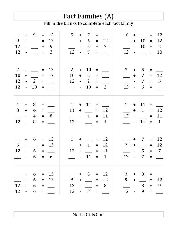 19 best Mathematics images on Pinterest | Math activities, Pre ...