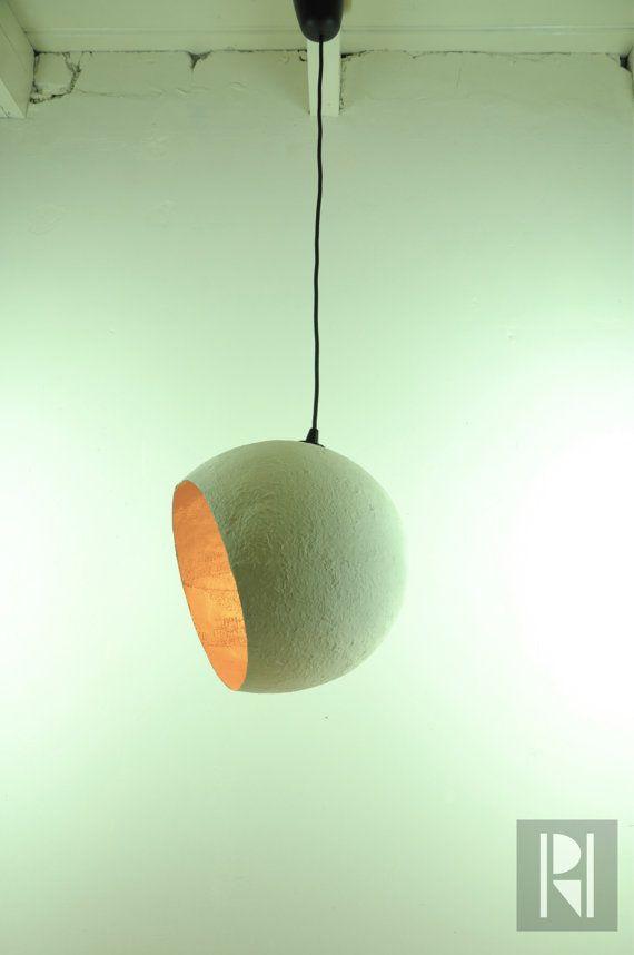 die besten 25 pappmache lampen selber machen ideen auf. Black Bedroom Furniture Sets. Home Design Ideas