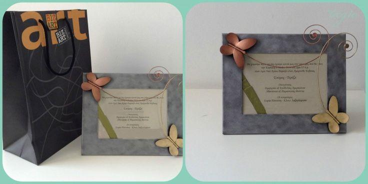 Simple wedding gift - http://goo.gl/UuHZfv