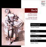 Bach: Coffee Cantata; Peasant Cantata [CD], 00000000000586677