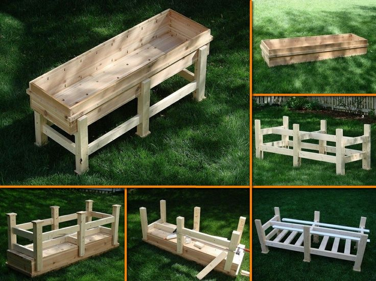Looking for a weekend project for your garden? Why not build this DIY planter stand? Learn more about this project by viewing the full album on our site at http://theownerbuildernetwork.co/4kr9 Got a spot for this in your garden?