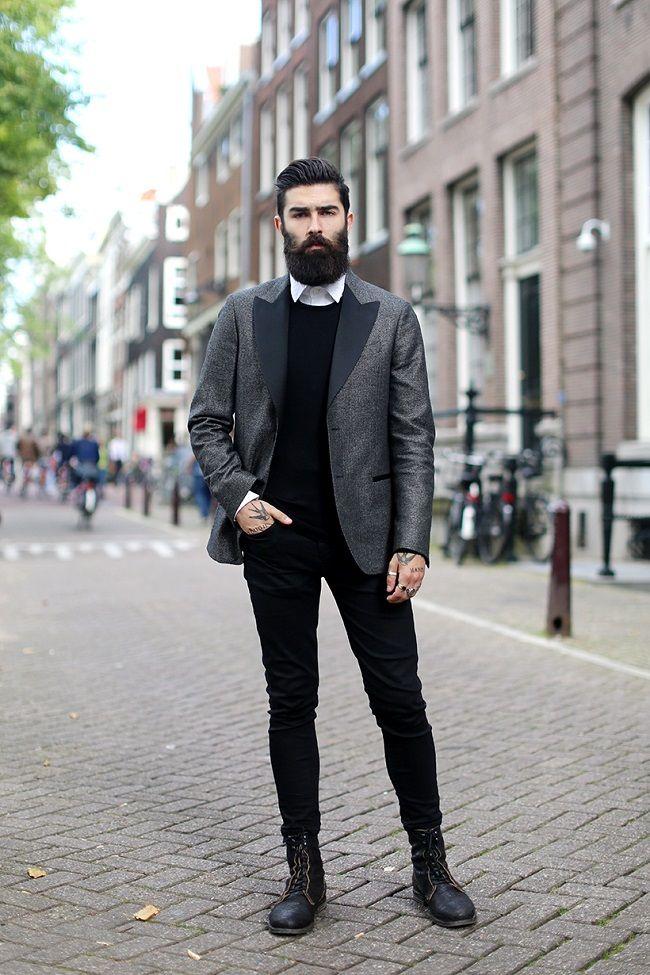Christopher John Millington || Streetstyle Inspiration for Men! #WORMLAND Men's Fashion