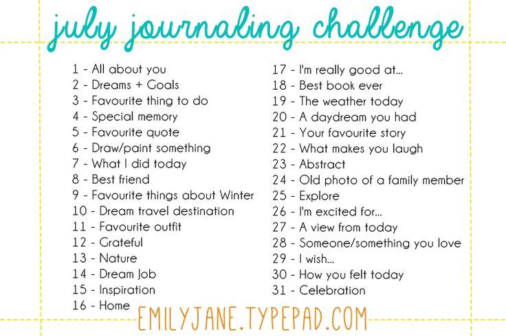 Zentangle journaling challenge prompts