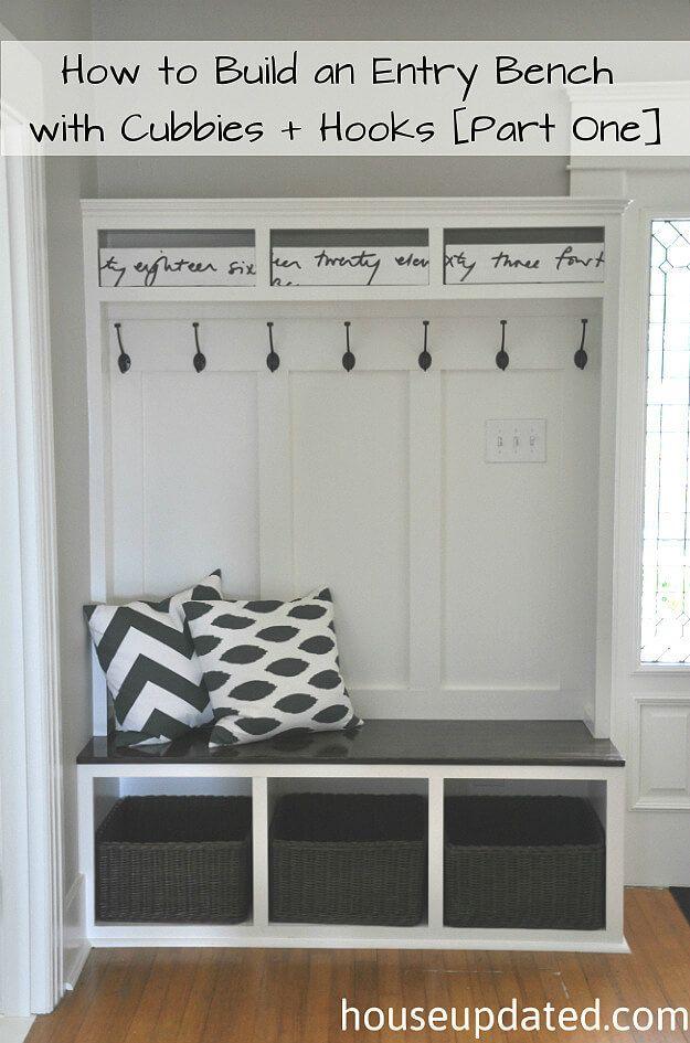 Foyer Cubby Storage : Best ideas about entryway storage on pinterest