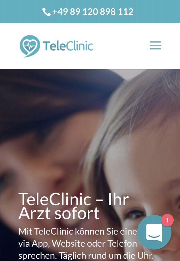 #Debeka jetzt mit ärztlicher Video-Chat- und Telefonberatung  #Debeka und #TeleClinic starten Pilotprojekt  Neue Wege der digitalen Gesundheit  Gemeinsam mit der TeleClinic bietet sie eine Fernbehandlung per (Video-)Chat oder Telefon für ihre Krankheitskostenvollversicherten an.  In einer Online-Arztsprechstunde stellen zugelassene Allgemeinmediziner und Fachärzte eine Diagnose und leiten gegebenenfalls eine Therapie ein.  Dabei sind die Ansprechpartner rund um die Uhr  auch am Wochenende…