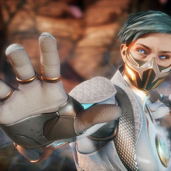 Frost, Mortal Kombat 11, 4K,3840x2160, Wallpaper