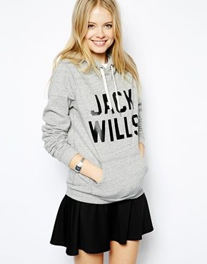 Jack Wills Hoodie - so comfy!