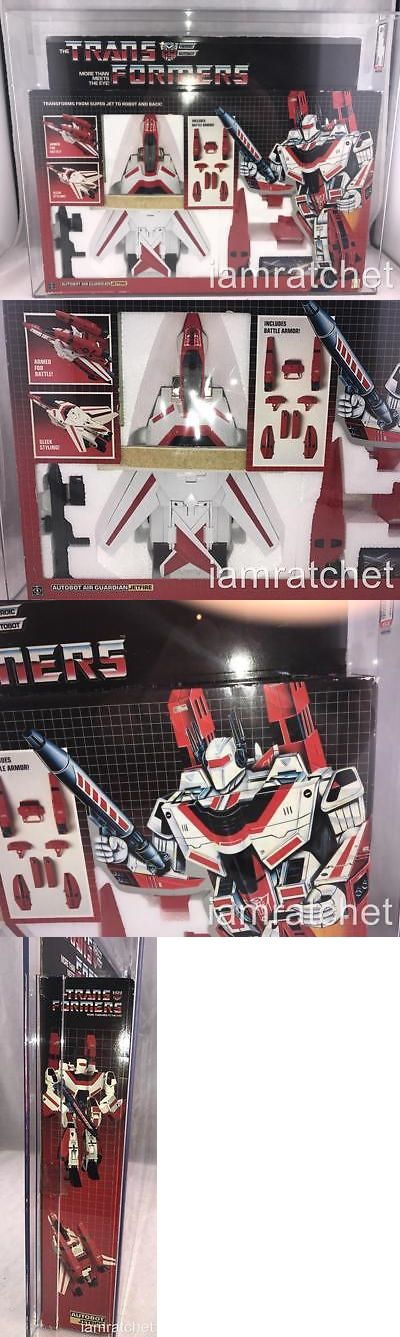 Transformers and Robots 83732: Transformers Original G1 Afa 80 Jetfire Misb 75 85 90 -> BUY IT NOW ONLY: $3500 on eBay!