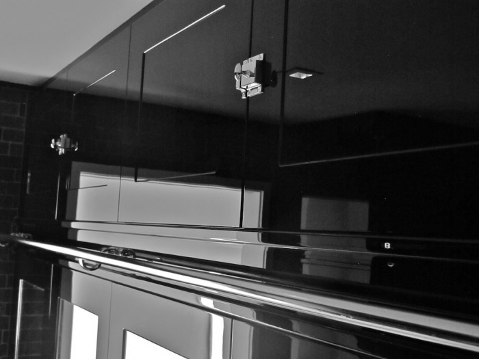 Black Lacquer Kitchen Cabinets 38 best high gloss images on pinterest | for the home, high gloss