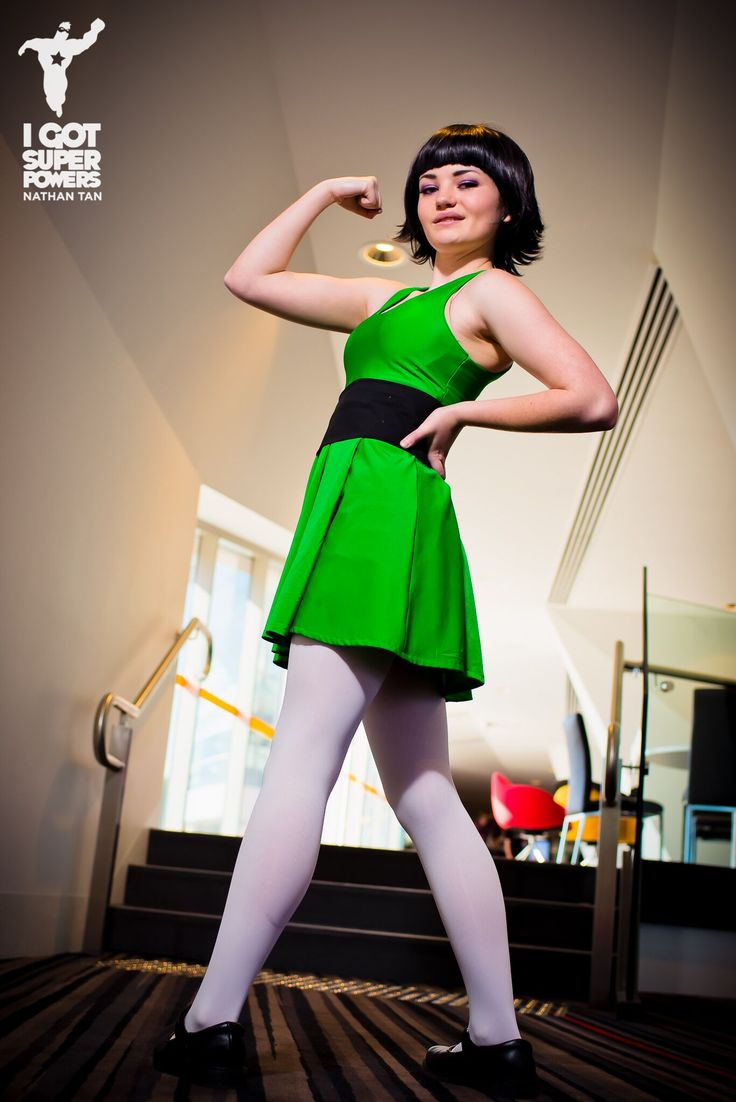 POWERPUFF GIRLS - Buttercup (Taylar) *Photo/Edit by I Got Superpowers