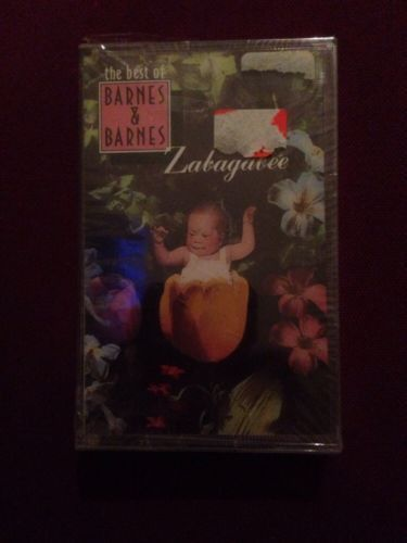 Barnes And Barnes Zabagabee: The Best Of Barnes And Bar Cassette Tape New Sealed