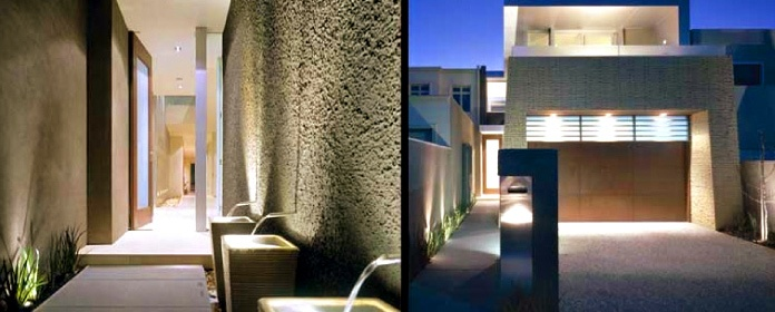 Ross Street house, Toorak by DCF Design Group