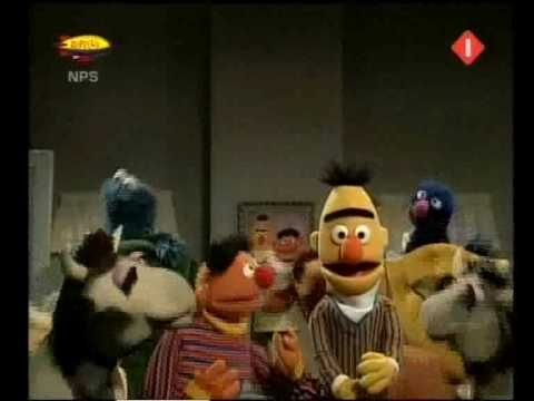 ▶ Bert & Ernie - Optellen - YouTube