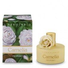 Camelia illatú Parfüm - Rendeld meg online! Lerbolario Naturkozmetikumok http://lerbolario-naturkozmetikumok.hu/kategoriak/testapolas/parfumok
