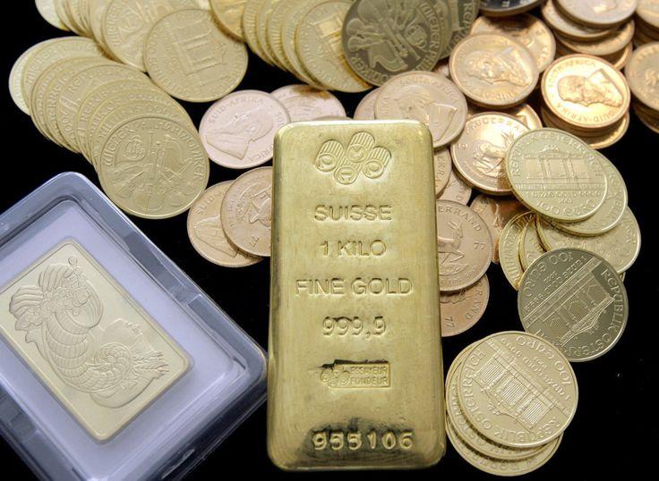 Dopyt po zlate je vyšší o 16 percent než bol v roku 2009 po vypuknutí finančnej krízy.