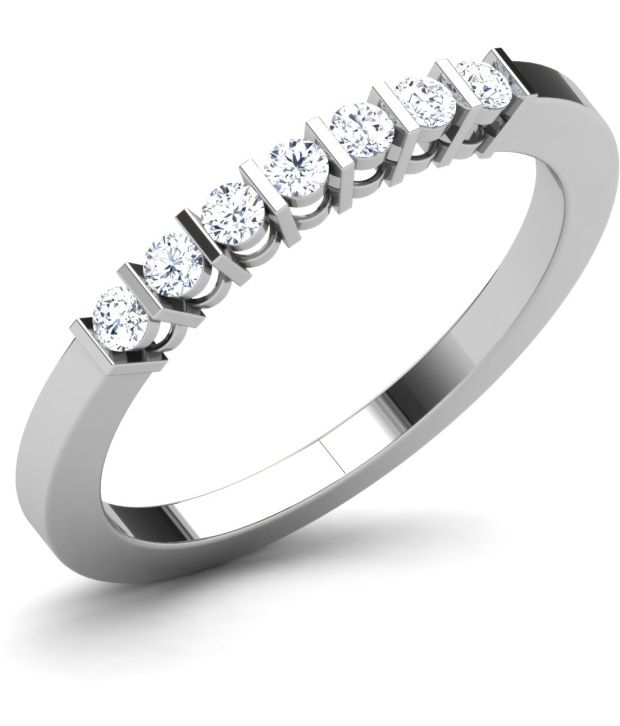 Betsy Silver Ring By Caratlane, http://www.snapdeal.com/product/betsy-silver-ring-by-caratlane/1056005531