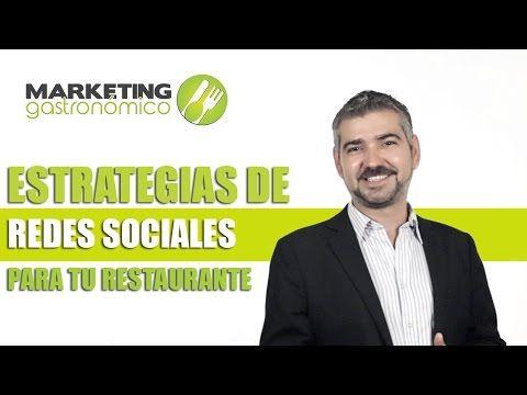 Marketing Gastronómico - Estrategias de Redes Sociales para tu Restaurante