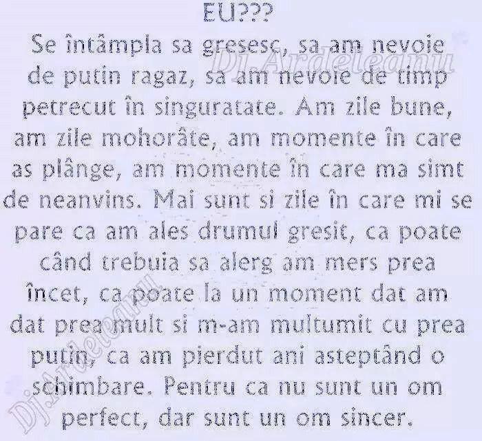 #eu #citate