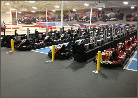1 Speed Go Kart Racing San Antonio Location Kart
