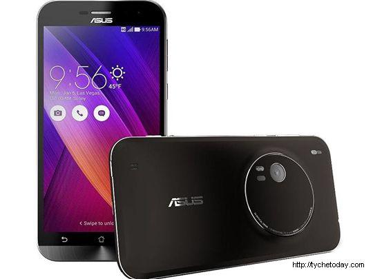Asus Zenfone Zoom CES2016 Asus zenfone, Asus, Smartphone