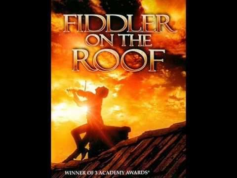 Fiddler on the roof Soundtrack: 08 - Sunrise, sunset - Wedding Song for candle lighting