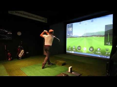 Skytrak Launch Monitor Amp Golf Simulator Golf Swing