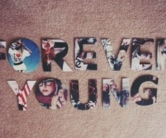 i wanna be... Ideas, Wall Decor, Youth Group, Young At Heart, Forever Young, Girls Quotes, Foreveryoung, Magazines, Letters